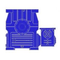 Редуктор 1Ч2 250-125А