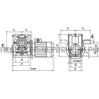 Мотор-редуктор МЧ-160