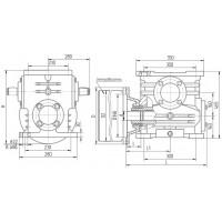Мотор-редуктор 1МЧ-160