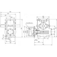 Мотор-редуктор 1МЧ-180