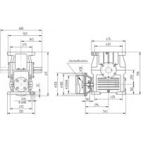 Мотор-редуктор 1МЧ-200