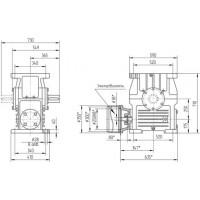 Мотор-редуктор 1МЧ-250