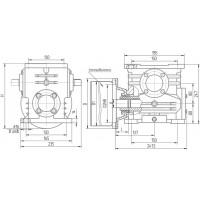 Мотор-редуктор 5МЧ-80
