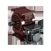 Двухступенчатый редуктор Ч2-63-100