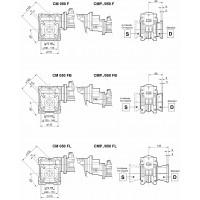 Мотор-редуктор CMP-063/050