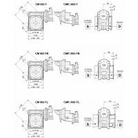 Мотор-редуктор CM-063