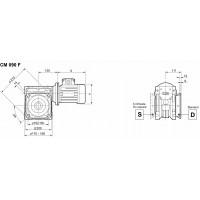 Мотор-редуктор CM-090