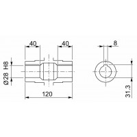 Мотор-редуктор CMP-071/070