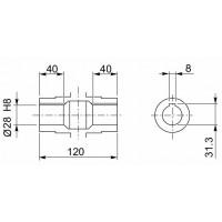 Мотор-редуктор CMP-071/075