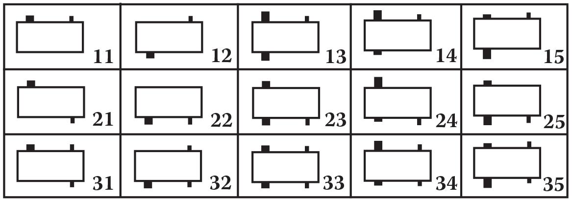 Исполнения редуктора Ц2У-315Н