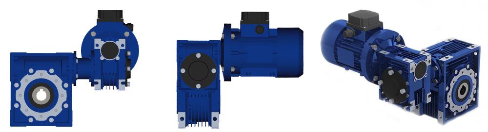 Червячный редуктор DRV 030-040