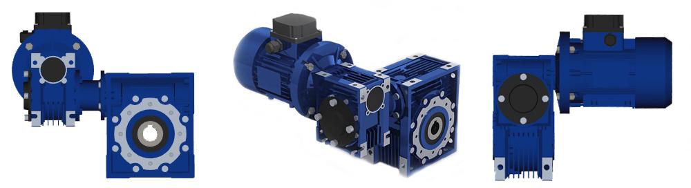 Мотор-редуктор DRV 040/090