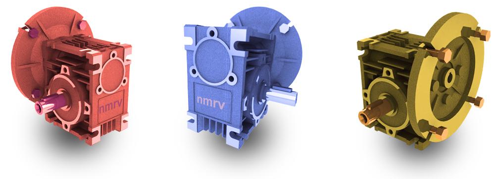Червячные редукторы NMRV 050